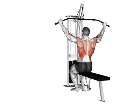 Lat Pulldown Exercises