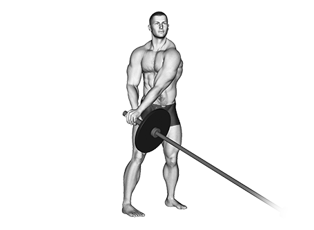 Exercises That Use a Landmine